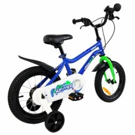 "Велосипед детский RoyalBaby Chipmunk MK 12"" (CM12-1-blue)"