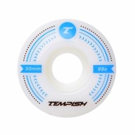 Колеса для скейтборда LB 99A (106100152/blue) - синие, 50x36 мм
