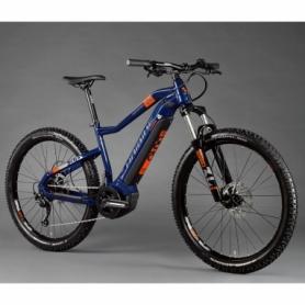 """Электровелосипед Haibike Sduro HardSeven 1.5 i400Wh 9 s. Altus 27,5"""", рама XL, 2020 (4540009052)"""