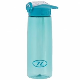 Фляга Highlander Tritan Straw Bottle Blue (SN928386), 0,7л