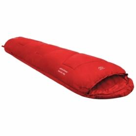 Спальный мешок (спальник) Highlander Sleepline 350 Mummy/+3°C Red (Left) (SN928382)