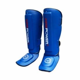Защита для ног (голень + стопа) FirePower FPSGА1 (FP-233-V) - синяя