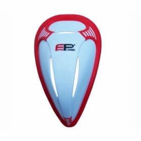 Защита паха (Ракушка) FirePower GG2 (FP-359) - красная