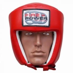 Шлем боксерский FirePower FPHGA2, красный