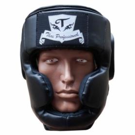 Шлем боксерскийThai Professional HG3L (FP-808-V) - черный