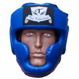 Шлем боксерский Thai Professional HG3L (FP-814-V) - синий