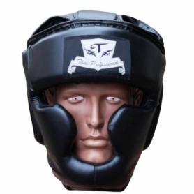 Шлем боксерский Thai Professional HG3T (FP-817-V) - черный