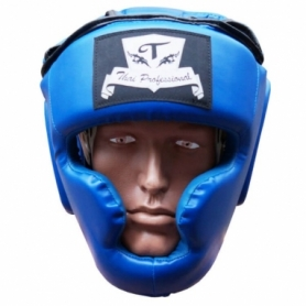 Шлем боксерский Thai Professional HG3T (FP-820-V) - синий