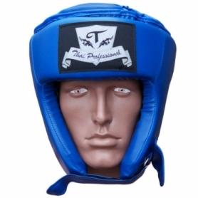Шлем боксерский Thai Professional HG2T (FP-825-V) - синий