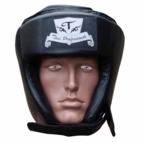 Шлем боксерский Thai Professional HG2T (FP-829-V) - черный