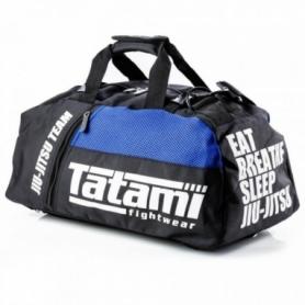 Сумка-рюкзак Tatami Fightwear Jiu Jitsu Gear Bag (FP-1041), черно-синяя