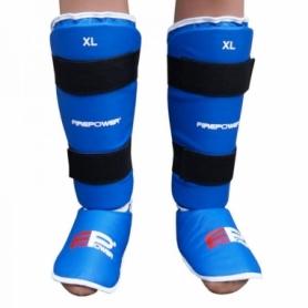 Защита для ног (голень + стопа) FirePower FPSGA9 (FP-1045-V) - синяя
