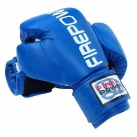 Боксерские перчатки FirePower FPBGА1, синие