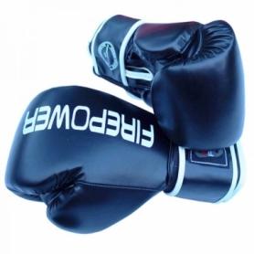 Боксерские перчатки FirePower FPBGА11, черные