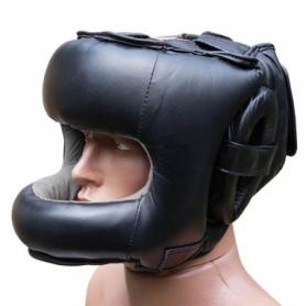 Шлем боксерский с бампером FirePower FPHG6 (FP-1339-V)