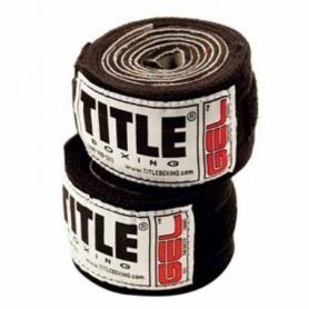Гель-бинты боксерские TITLE Boxing Iron Fist Wraps (FP-1458), 3м
