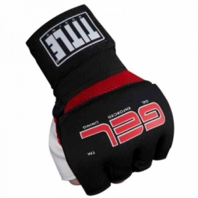 Бинт-перчатки гелевые TITLE Boxing Assault Wraps (FP-1465-V)