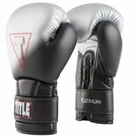 Перчатки боксерские TITLE Boxing Platinum Proclaim Training (FP-1750-V)
