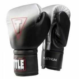 Перчатки боксерские TITLE Boxing Platinum Power Bag (FP-1754-V)