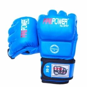 Перчатки MMA FirePower FPMG3 (FP-1783-V) - синие