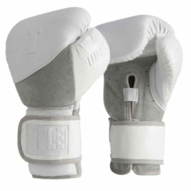 Перчатки боксерские Title Boxing White Pro Bag Gloves (FP-1825-V)
