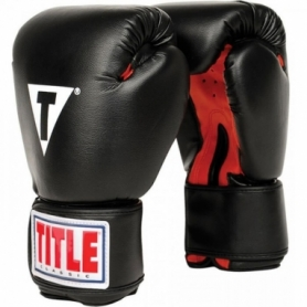 Перчатки боксерские Title Boxing Classic Boxing Gloves (FP-2061-V)