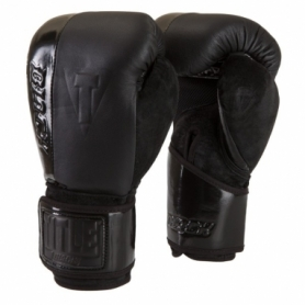 Перчатки боксерские TITLE Boxing Black Blast Training Gloves (FP-2888-V)