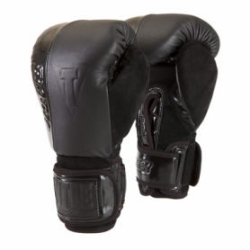 Перчатки боксерские TITLE Boxing Black Blast Heavy Gloves (FP-2891-V)