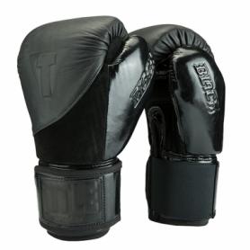 Перчатки боксерские TITLE Boxing Black Blitz Fit Gloves (FP-2899-V)