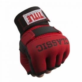 Бинт-перчатки гелевые TITLE Boxing Classic Gel-X Wraps (FP-6438-V) - красные