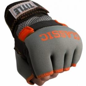 Бинт-перчатки гелевые TITLE Boxing Classic Gel-X Wraps (FP-6441-V) - оранжевые