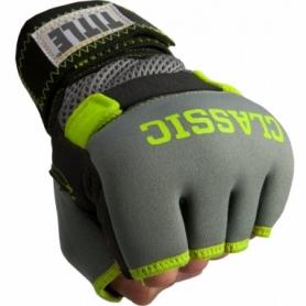 Бинт-перчатки гелевые TITLE Boxing Classic Gel-X Wraps (FP-6443-V) - салатовые