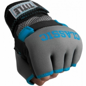 Бинт-перчатки гелевые TITLE Boxing Classic Gel-X Wraps (FP-6444-V) - голубые