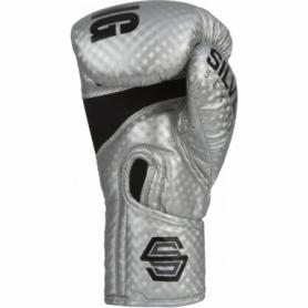 Перчатки боксерские TITLE Boxing Silver Series Stimulate (FP-6447-V) - Фото №2