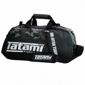 Сумка-рюкзак Tatami Fightwear Jiu Jitsu Gear Bag Camo (FP-6493), серая