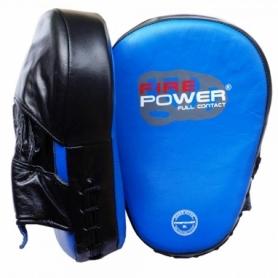 Лапы боксерские FirePower CG3 (FP-6503), сине-черные