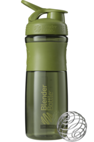 Бутылка спортивная-шейкер BlenderBottle SportMixer 820ml Moss Green