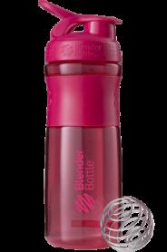 Бутылка спортивная-шейкер BlenderBottle SportMixer 820ml Pink FL