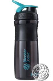 Бутылка спортивная-шейкер BlenderBottle SportMixer 820ml Black/Teal