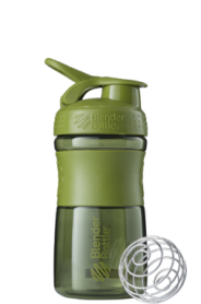 Бутылка спортивная-шейкер BlenderBottle SportMixer 590ml Moss Green