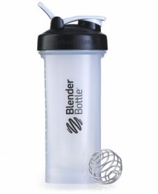 Шейкер спортивный BlenderBottle Pro45 1270ml Clear/Black