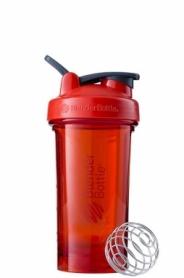 Бутылка спортивная-шейкер BlenderBottle Pro24 Tritan 710ml Red