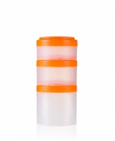 Контейнер спортивный BlenderBottle Expansion Pak Clear/Orange