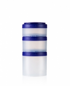 Контейнер спортивный BlenderBottle Expansion Pak Clear/Purple