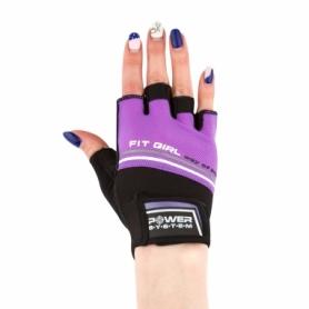 Перчатки для фитнеса Power System Fit Girl Evo Purple (PS_2920_Purple)