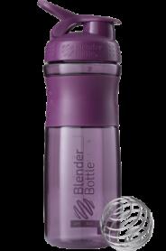 Бутылка спортивная-шейкер BlenderBottle SportMixer 820ml Plum
