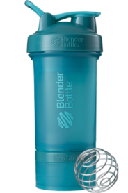 Шейкер спортивный BlenderBottle ProStak 650ml с 2-мя контейнерами Teal