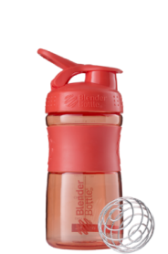 Бутылка спортивная-шейкер BlenderBottle SportMixer 590ml Coral