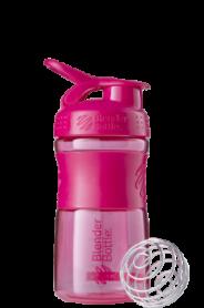 Бутылка спортивная-шейкер BlenderBottle SportMixer 590ml Pink FL