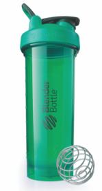 Бутылка спортивная-шейкер BlenderBottle Pro32 Tritan 940ml Green
